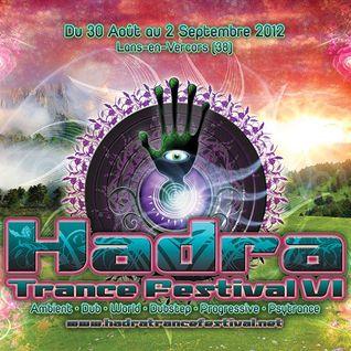 EFFICIENT ENERGY - Dj Set @ Hadra Trance Festival 2012