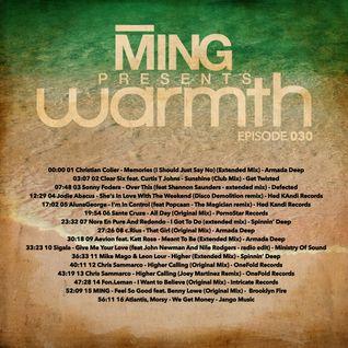 MING Presents Warmth 030