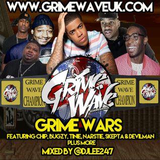 @GRIMEWAVEUK - GRIME WARS - feat Chip, Bugzy Malone, Skepta, Devilman, Big Narstie & More