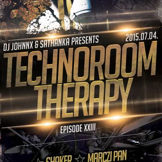 TechnoRoom Therapy | Episode 23 : DJ Tomgraf