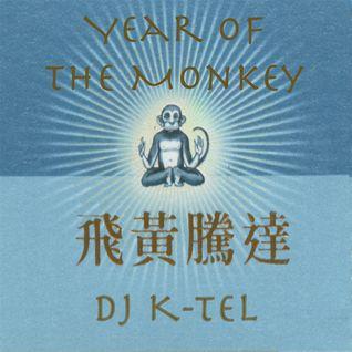 DJ K-Tel Year of the Monkey