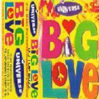 Colin Dale - Universe, Big Love, 13th August 1993
