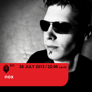 Nox - djset @ 5COLUMN Radioshow [[UFMS033]] // 26.07.2013