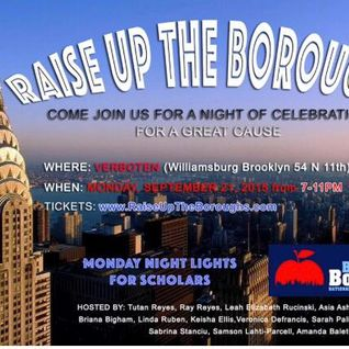No Headphones - Raise Up The Boroughs (part1) [2015.09.21]