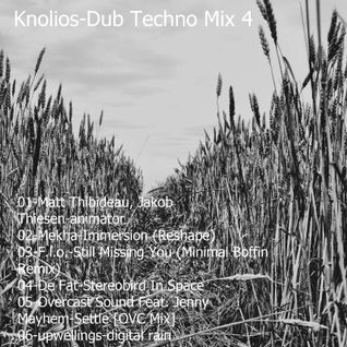 Knolios-Dub Techno Mix 4