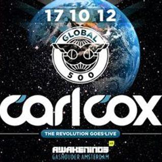 Fatboy Slim - Live @ Gashouder Amsterdam, ADE 2012 - 17.10.2012