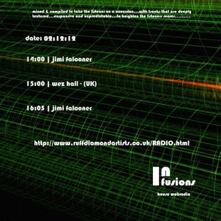 InFusions #6 Guestmix Wez Hall - 02:12:12