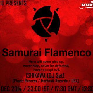 Ishikawa - Samurai Flamenco [Radio Schizoid December 2014]