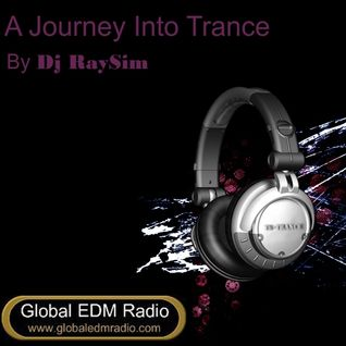 Dj RaySim Pres. A Journey Into Trance Episodes 10 (16-6-13)