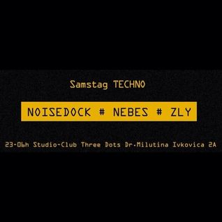 Noisedock - Live @ Three Dots Belgrade - 06.12.2014