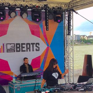 MTV Beats 16.8.14@Tanzbrunnen Cologne
