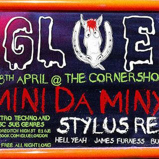 2012-04-28 Live Set from Glue at The Cornershop