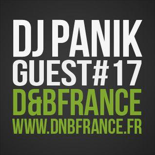 Guest Mix DnbFrance #17 - Dj Panik