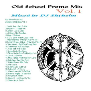Old School Promo Party Mix Vol.1 mixed by DJ Shyheim