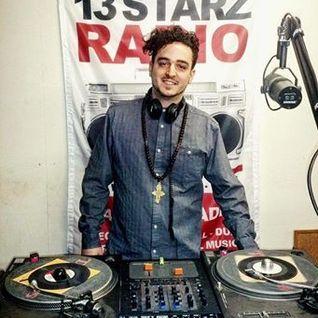 Masta J Live Reggae Mix on #13StarzRadio