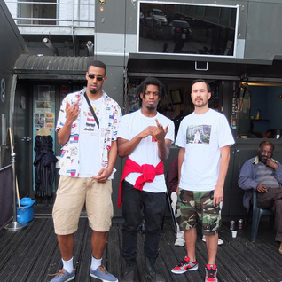 License 2 Trill w/ Denzel Curry - 2nd July 2015