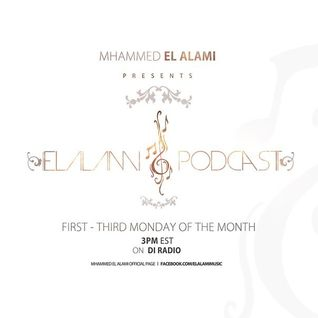 Mhammed El Alami  – El Alami Podcast 005 with Amir Hussain Guest Mix