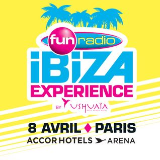 Axwell & Ingrosso - Live @ Fun Radio Ibiza Experience (Paris) - 08.04.2016