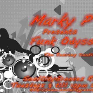 Marky P - Funk Odyssey EP68 -Larry Levan Special - 22nd May 2012
