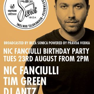 Nic Fanciulli Birthday Party by PRAVDA at sands part 2