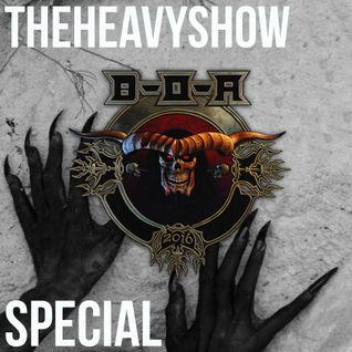 THE HEAVY SHOW - BLOODSTOCK SPECIAL WITH GOATWHORE