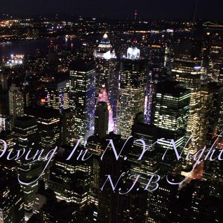 N.J.B - Diving In NY Nights (2015)
