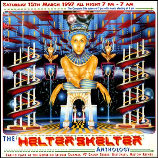 Darren Jay & Stevie Hyper D - Helter Skelter - Sanctuary - 1997