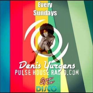 Spa In Disco meets Pulse House Radio - June 2014 - DENIS YURGENS