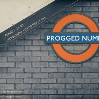 Progged Numix 015 (October 2013) with Toper & Edu, David Neezy Guestmix -di.fm-