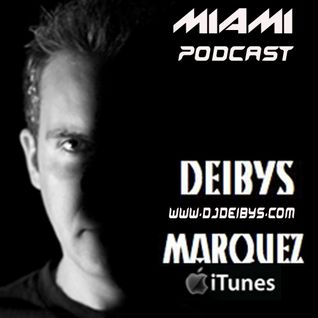 Deibys Marquez Miami Podcast 40