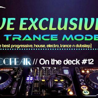 Zaccfear On the deck #12 (Trance Mode) [30min]