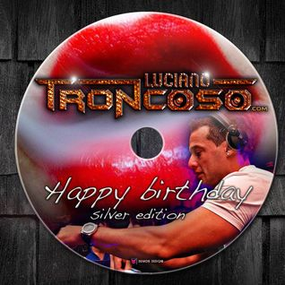 DJ SET CLUB PELLEGRINI LUCIANO TRONCOSO HAPPY BIRTHDAY SILVER EDITION