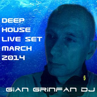 Deep House Live Set March 2014