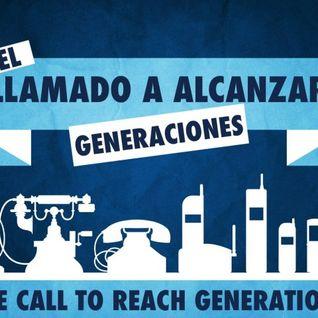 Alcanzando Generaciones - Audio