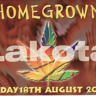 No Inhibitions Mix - Live @ HOMEGROWN - Lakota 2000