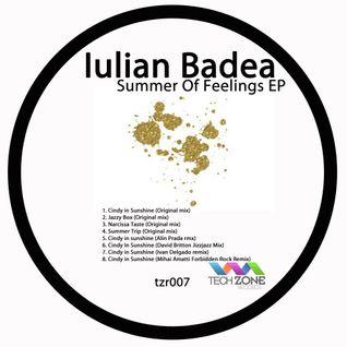 Iulian Badea- Summer Trip (Original_ mix)