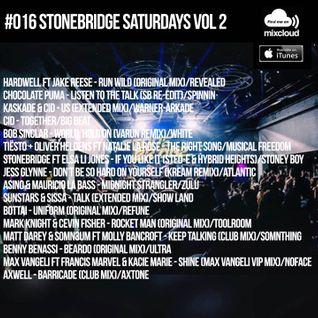 #016 StoneBridge Saturdays Vol 2