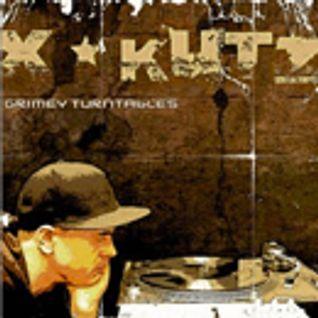 DJ X-Kutz - Live Hip Hop Mix