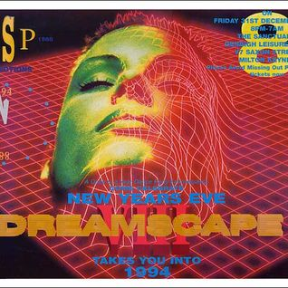 DJ Dougal Dreamscape 8 'The Big Bang' 31st Dec 1993