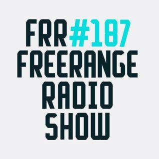 Freerange Radioshow #187 - May 2016 - One hour presented by Matt Masters