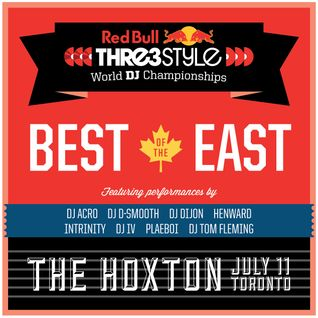 DJ ACRO - Canada - East Qualifier