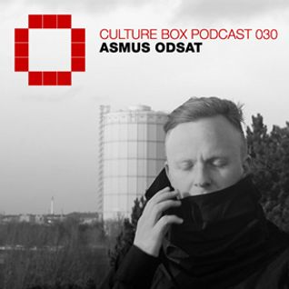 Culture Box Podcast 030 - Asmus Odsat