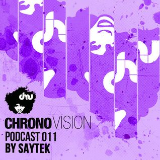 Chronovision Ibiza Pod 011 feat. Saytek (Live) /// Presented by K.O. (Chicago, US)