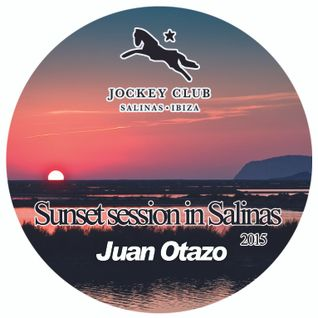 Sunset in Salinas (Jockey Club Ibiza 2015)