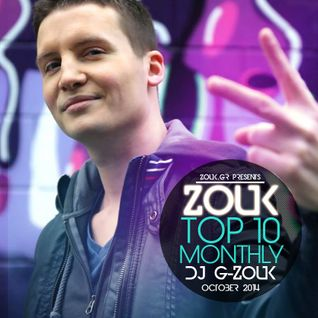 October 2014, Brazilian Zouk Top 10, Dj G-Zouk