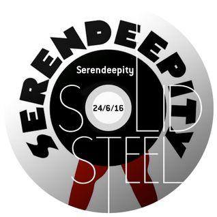Solid Steel Radio Show 24/6/2016 Hour 2 - Serendeepity