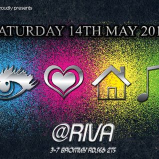 I Love House Music 14.5.11 Promo CD