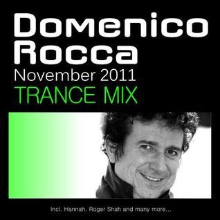 Domenico Rocca Trance Mix November 2011