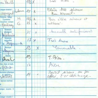 THETHIRDMAN - la playlist de l'école .3 le relevé de notes [11.2011]