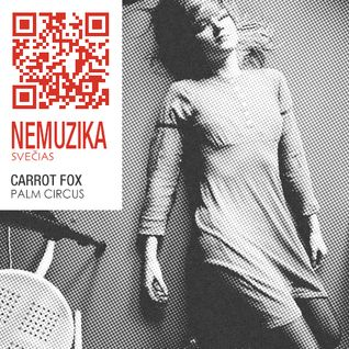 2013.04.30 - Svečias: Carrot Fox - Palm Circus